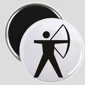 Archer Silhoutte Magnet