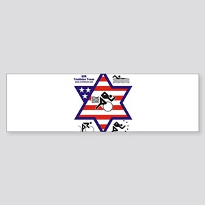 USA Triathlon Team Bumper Sticker
