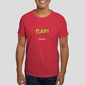 Flash! (Aaa-aah!) Red T-Shirt