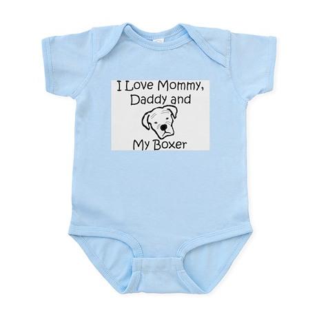 I Love .... Infant Creeper