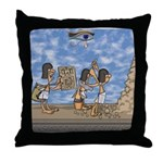 Chain of Command Throw Pillow