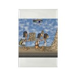 Chain of Command Rectangle Magnet (100 pack)