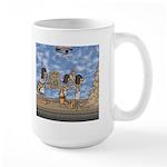 Chain of Command Large Mug