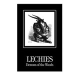 Lechies Postcards (Package of 8)