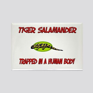 Tiger Salamander trapped in a human body Rectangle