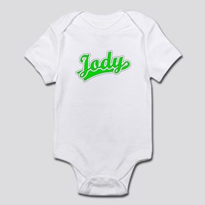 Retro Jody (Green) Infant Bodysuit