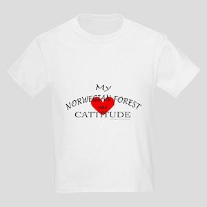 NORWEGIAN FOREST Kids Light T-Shirt