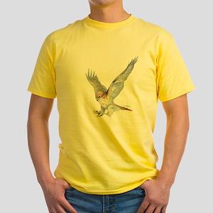striking Red-tail Hawk T-Shirt