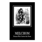 Melchom Postcards (Package of 8)