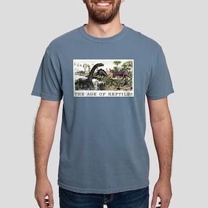 1970 U.S. Dinosaurs Postage Stamp T-Shirt