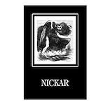 Nickar Postcards (Package of 8)