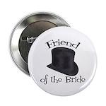 Top Hat Bride's Friend 2.25