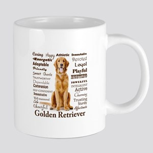 Golden Traits Travel Mugs