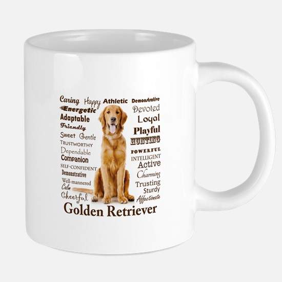 Golden Traits Travel Mugs