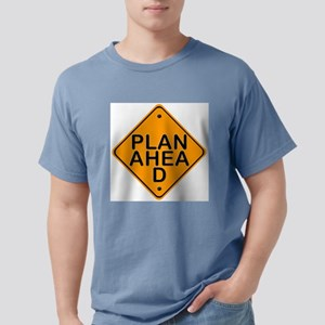 Plan Ahead Gear White T-Shirt