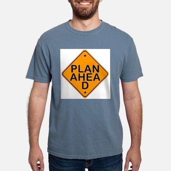 Plan Ahead Gear White T-Shirt