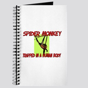 Spider Monkey trapped in a human body Journal