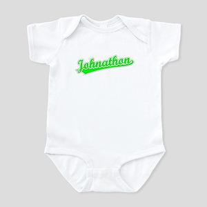 Retro Johnathon (Green) Infant Bodysuit