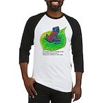 Poison-dart Frog Baseball Jersey