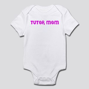 """Tutor Mom"" Infant Bodysuit"