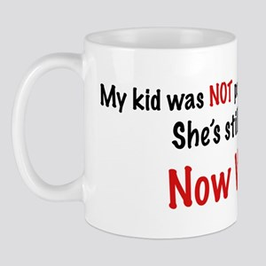 Now What? For Girls Mug