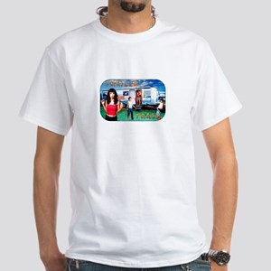 Trailer Trash -- Tshirts and White T-Shirt