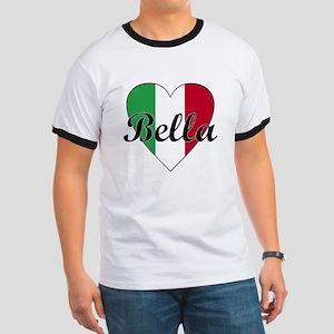Italian Bella Ringer T