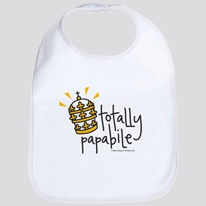 Totally Papabile Bib