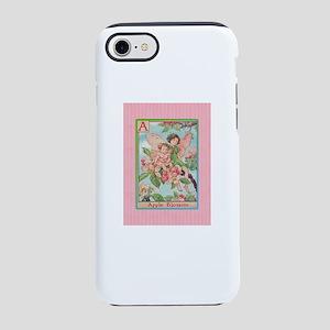 Apple Blossom Fairies iPhone 8/7 Tough Case