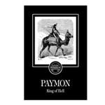 Paymon Postcards (Package of 8)