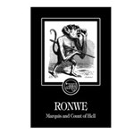 Ronwe Postcards (Package of 8)