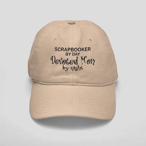 Scrapbooker Devoted Mom Cap