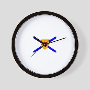 Canada - Nova Scotia Wall Clock
