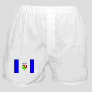 Canada - Northwest Territorie Boxer Shorts