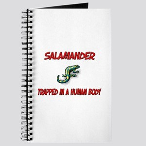 Salamander trapped in a human body Journal