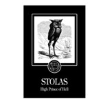 Stolas Postcards (Package of 8)