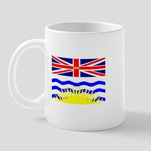Canada - British Columbia Mug