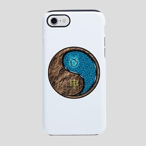 Taurus & Water Monkey iPhone 8/7 Tough Case