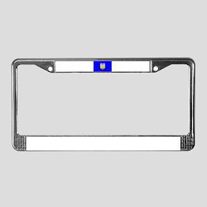 Canada - Alberta License Plate Frame