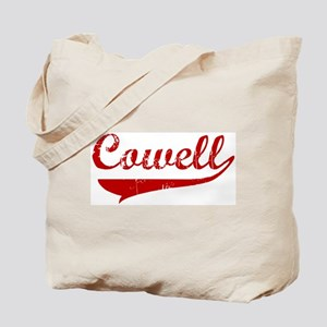 Cowell (red vintage) Tote Bag