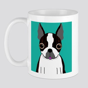 Boston Terrier (Dark Brindle) Mug