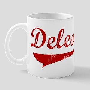 Deleon (red vintage) Mug