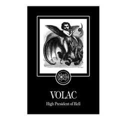Volac Postcards (Package of 8)