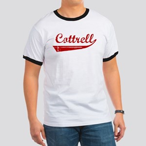 Cottrell (red vintage) Ringer T