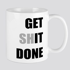 Get it done Mugs