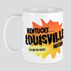 Kentucky Louisville Mission Mug