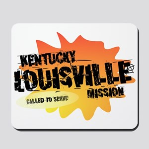 Kentucky Louisville Mission Mousepad