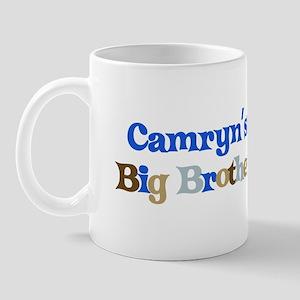 Camryn's Big Brother Mug