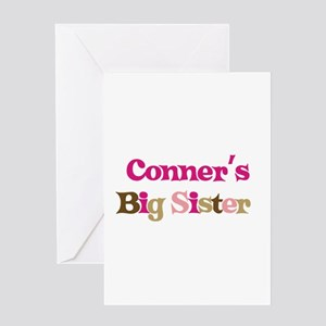 Conner's Big Sister Greeting Card
