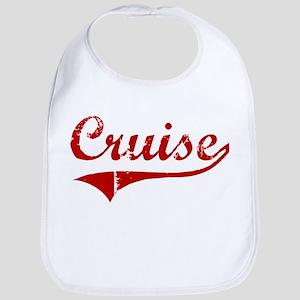 Cruise (red vintage) Bib
